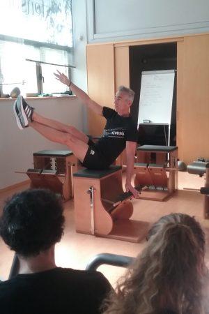 S2 intermedio Xtensal Training in Welness